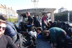 Dive Boat life